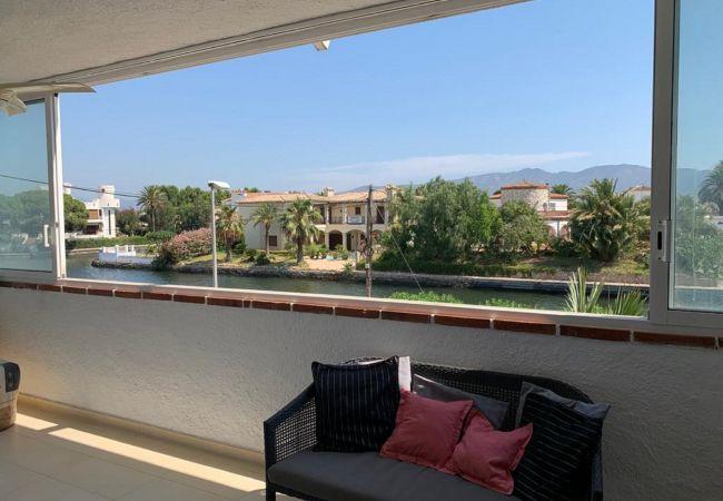 Apartamento en Empuriabrava - ILA02 port allegre