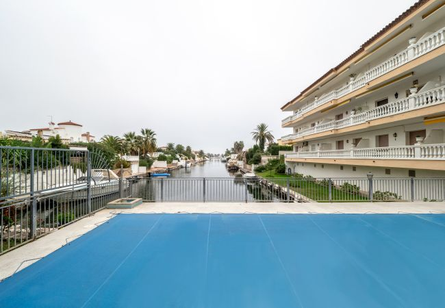 Apartamento en Empuriabrava - ILA26 FRESER 27
